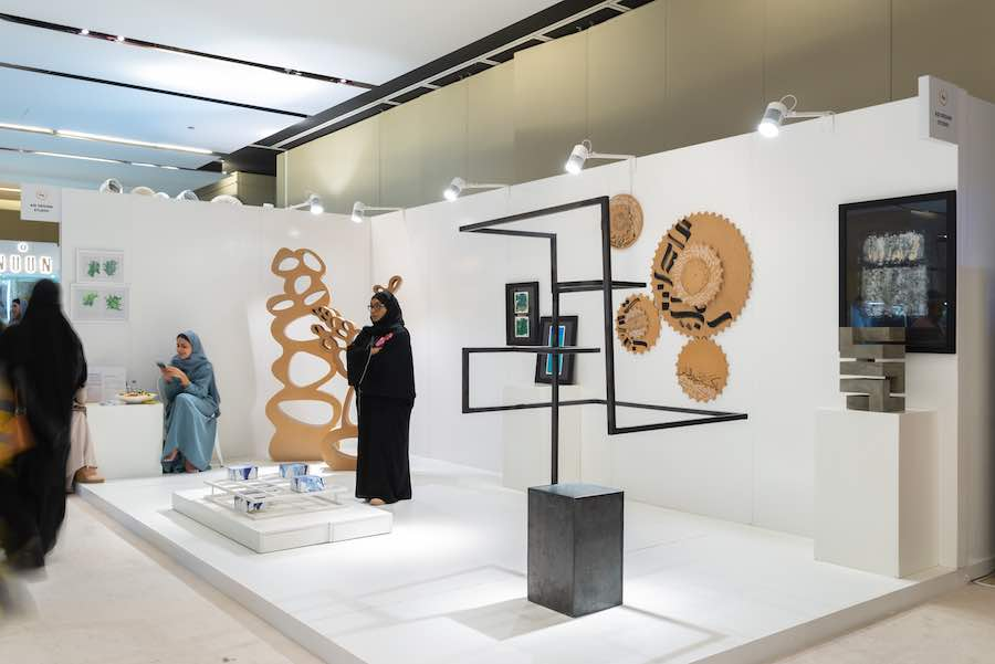 Saudi Design Week 2018 - photo by Abdulmajeed A Rodan. Courtesy of SDW.
