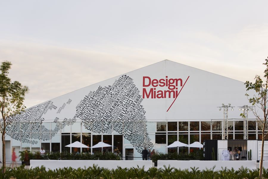Design Miami 2018 - Photo by James Harris; courtesy of DesignMiami 2018