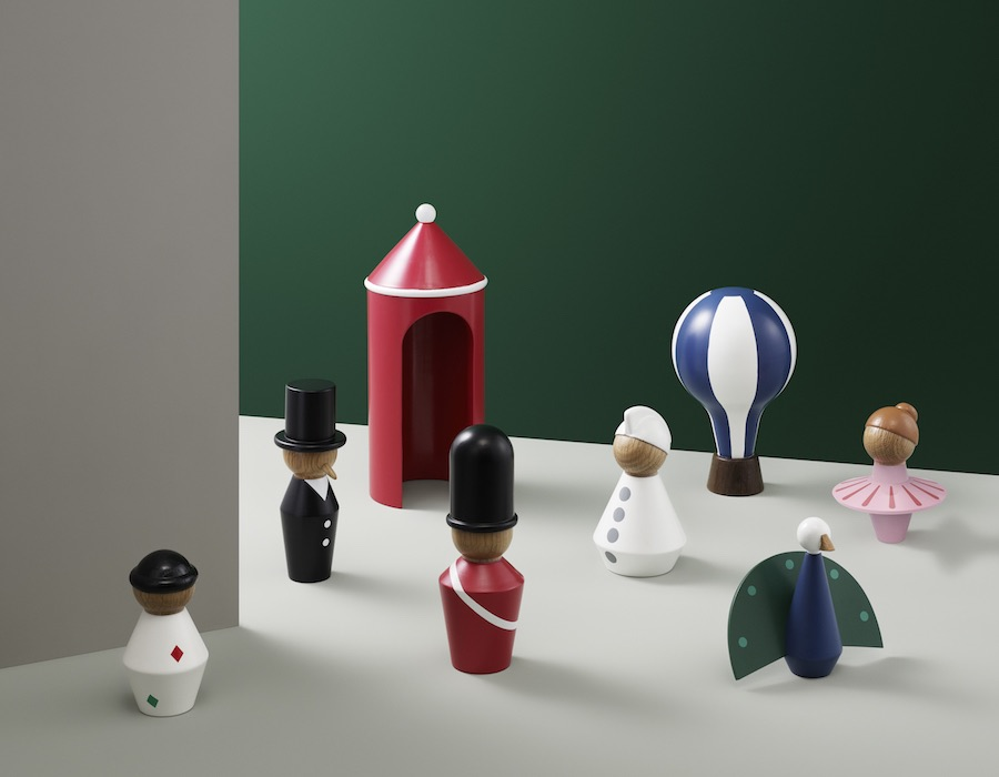 Normann Copenhagen Tivoli collection. Photo by Normann Copehagen.