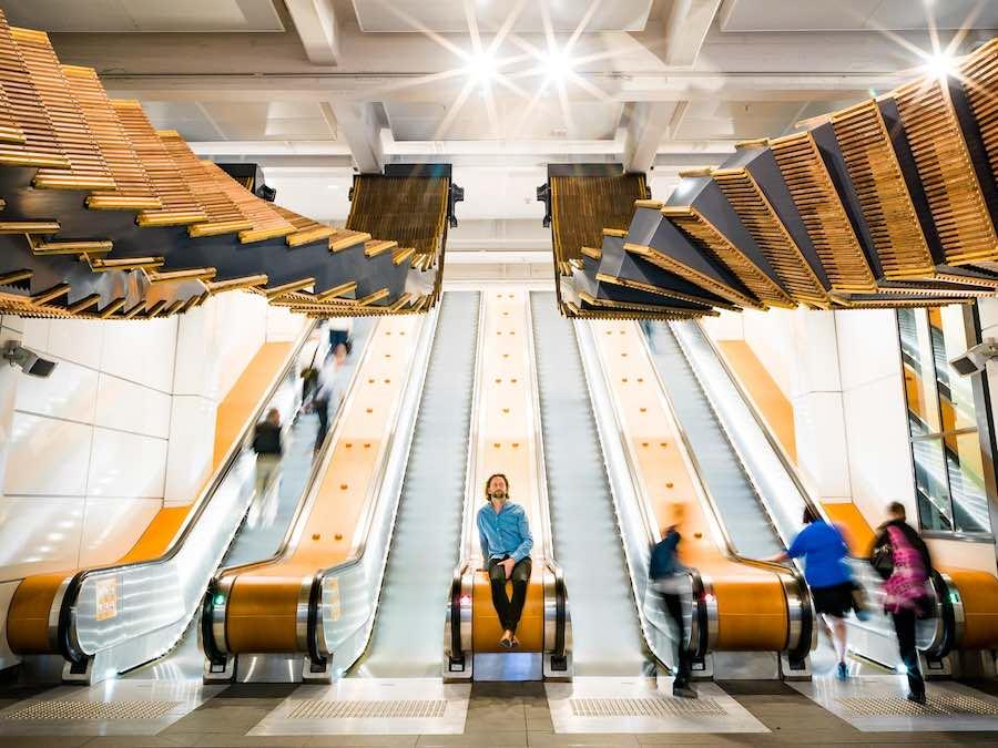 Interloop By Studio Chris Fox Photo By Josh Raymond Archipanic
