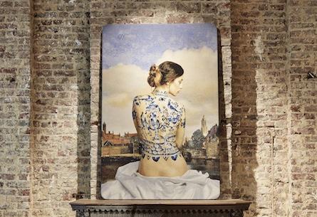 Les Femmes de Delft