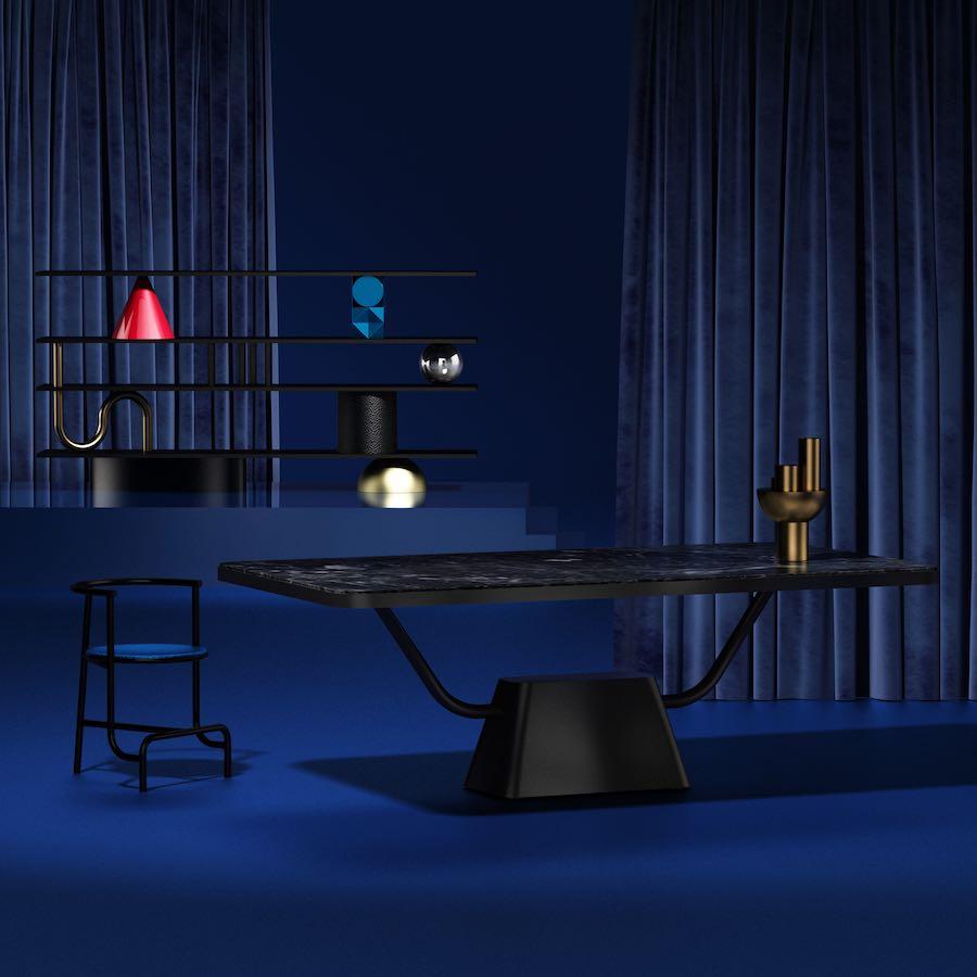 Atelier François Pouenat's SERIES 01 - Photo by Atelier Francois Pouenat