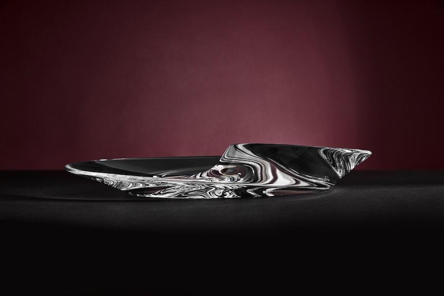 Zaha Hadid Design SWIRL bowl - Photo by Zaha Hadid Design