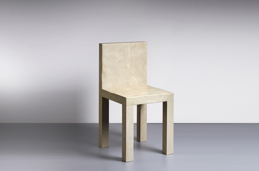 AES 31 chair by Jean de Piepae - Courtesy of ToolsGalerie