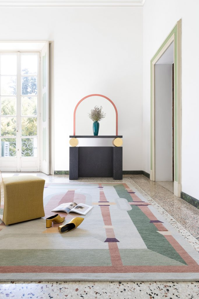 CINQUECENTO by Studio Klass for CC-Tapis - Photo by Studio Klass.