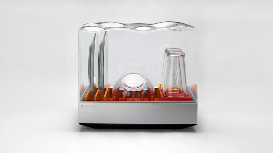 Heatworks Tetra portable dishwasher