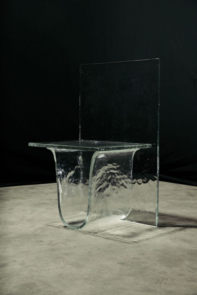 MELT Nendo for Wonderglass - Photo by Mattia Balsamini.