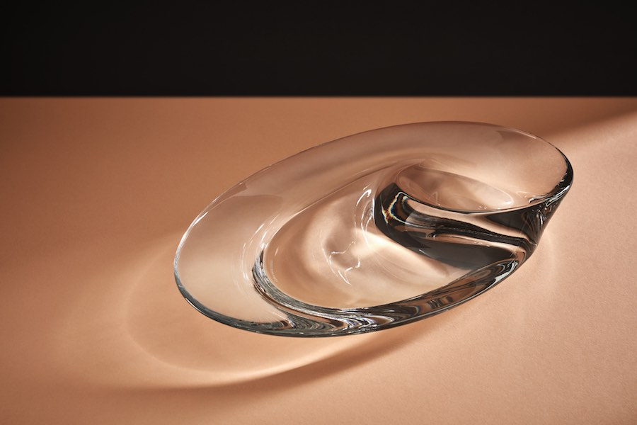 Zaha Hadid Design Expands Its Fluid Tableware Collection