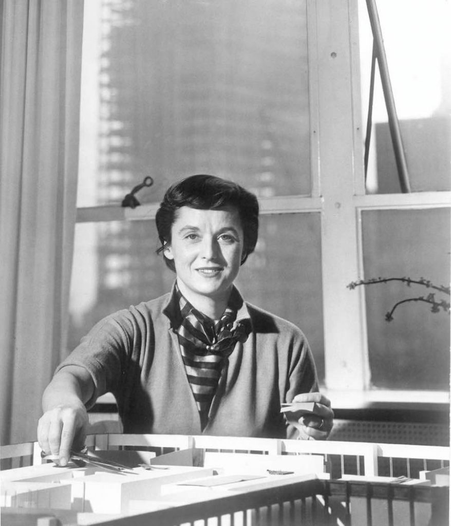 Florence Knoll portrait - Photo by Knoll