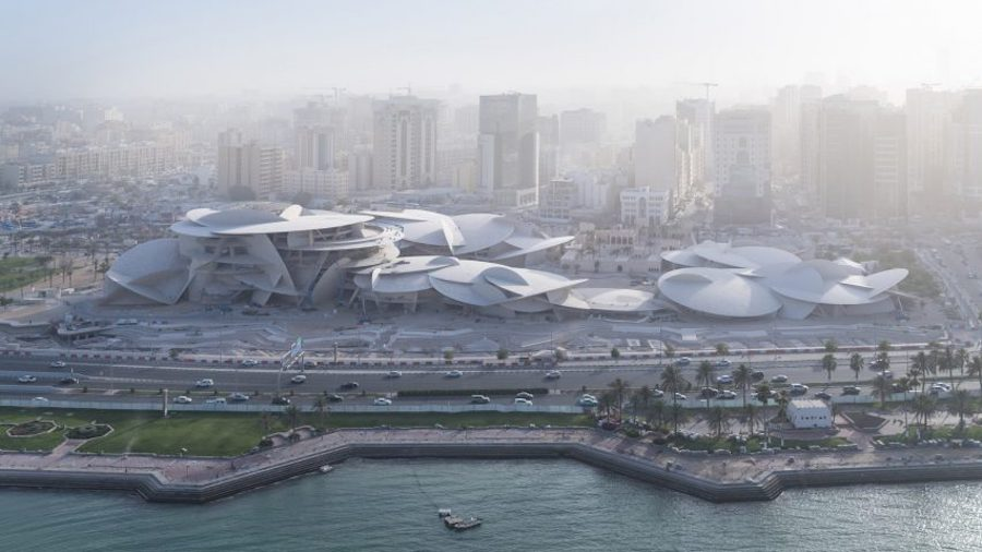 Qatar National Museum by Jean Nouvel - ©Iwaan Baan courtesy of Jean Nouvel