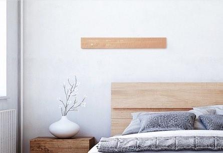 Smart Wood Panel
