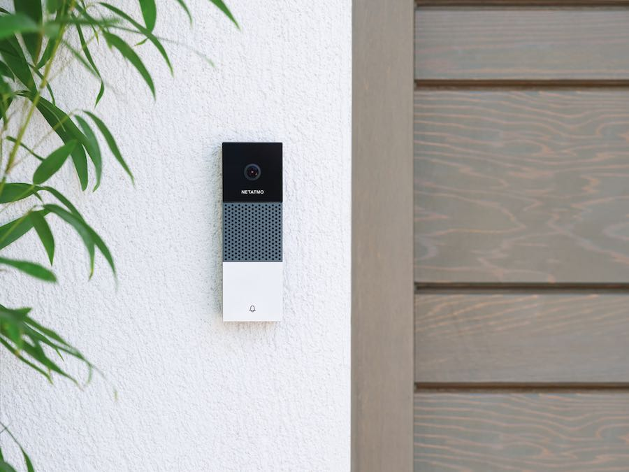 Smart Video Doorbell by Netatmo - Photo by Netatmo
