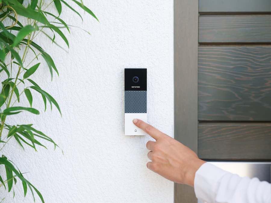 Smart Video Doorbell by Netatmo - Photo by Netatmo