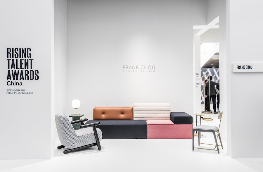 MaisonObjet2019 - Frank Chou @ Rising Design Talents - Courtesy of Frank Chou.