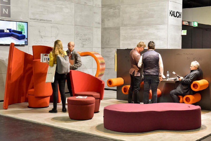 ImmCologne2019 - Kauch Grau - Courtesy of Imm Cologne