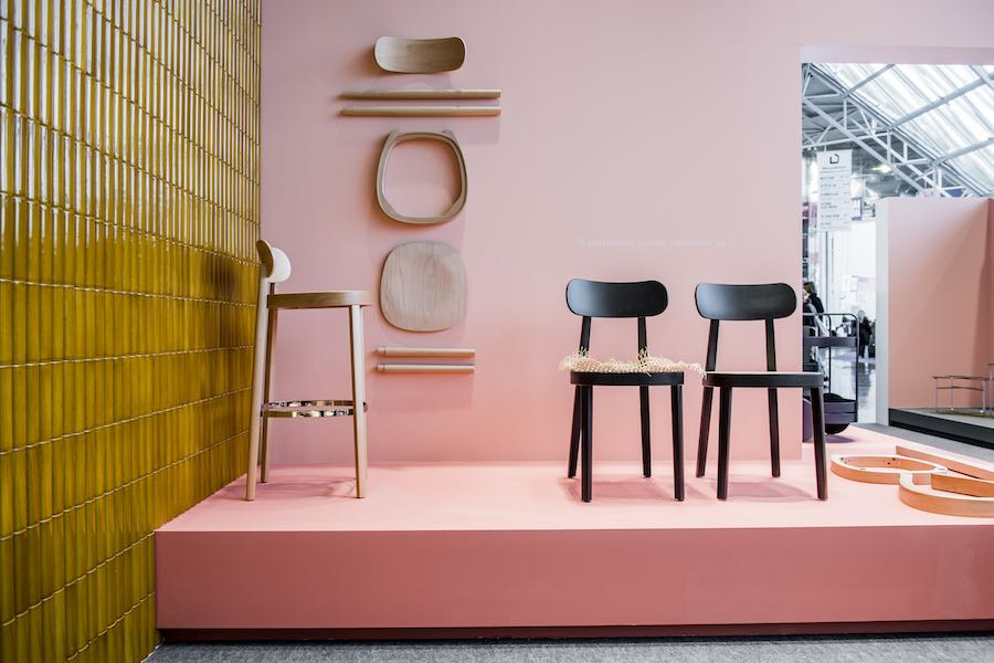 MaisonObjet2019. Designer of the Year exhibition - Photo: @AETHION.