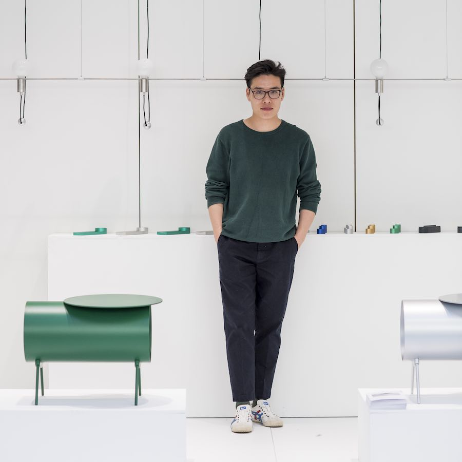 Maison & Objet 2019 - Rising Talents Awards - Mario Tsai - ©AEHTION