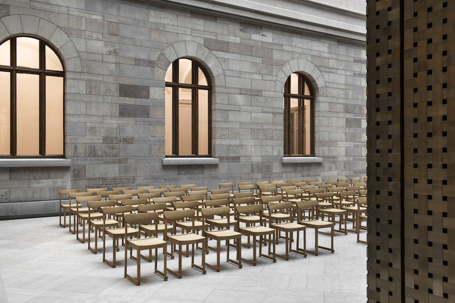 Atelier Chair by TAF Studio for Artek @ Nationalmuseum Stockholm - Photo Erik_Lefvander.
