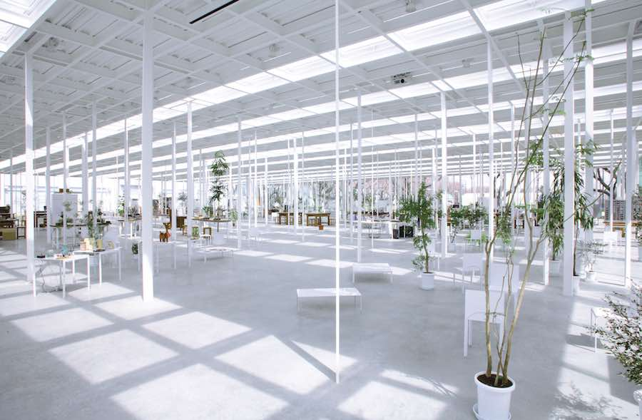 Junya Ishigami, KAIT Workshop, Kanagawa Institute of Technology, Japan, 2008, © Junya Ishigami + Associates