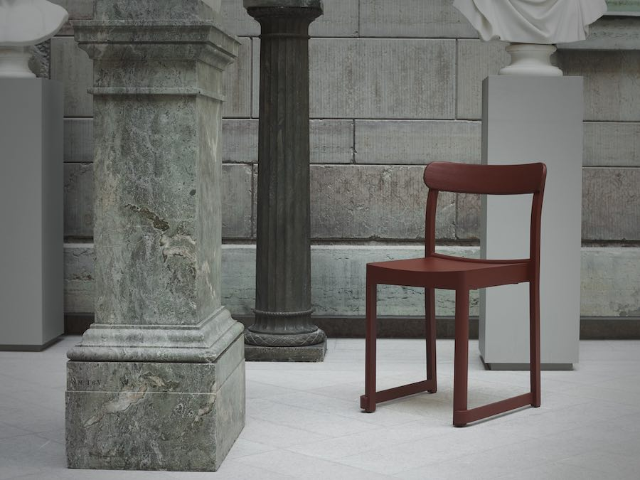 Atelier Chair by TAF Studio for Artek @ Nationalmuseum Stockholm - Photo Erik_Lefvander.