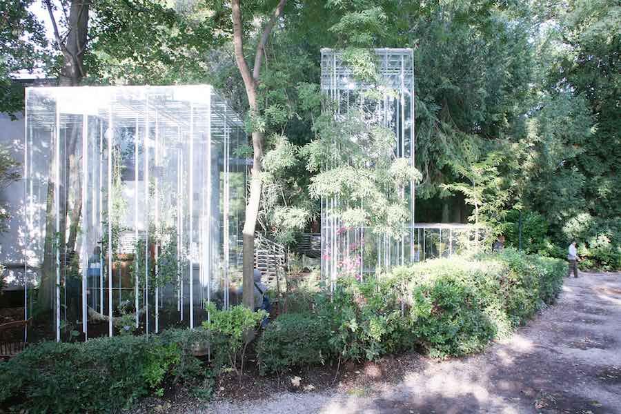 Junya Ishigami, 11th Venice Architectural Biennale, Japanese Pavilion, 2008, © Junya Ishigami + Associates.