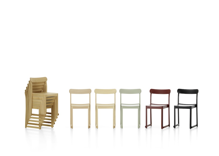 Atelier Chair by TAF Studio for Artek - Photo by Artek.
