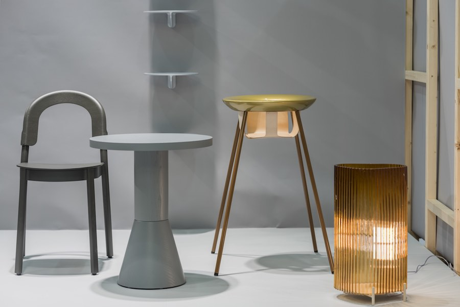 NM& A New Collection @ Stockholm Furniture and Light Fair 2019 - Photo ©Gustav Kaiser.