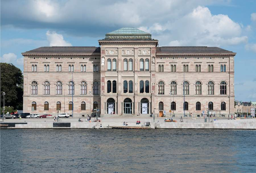 Nationalmuseum Stockholm - Photo by Hans Thorwid courtesy of Nationalmuseum