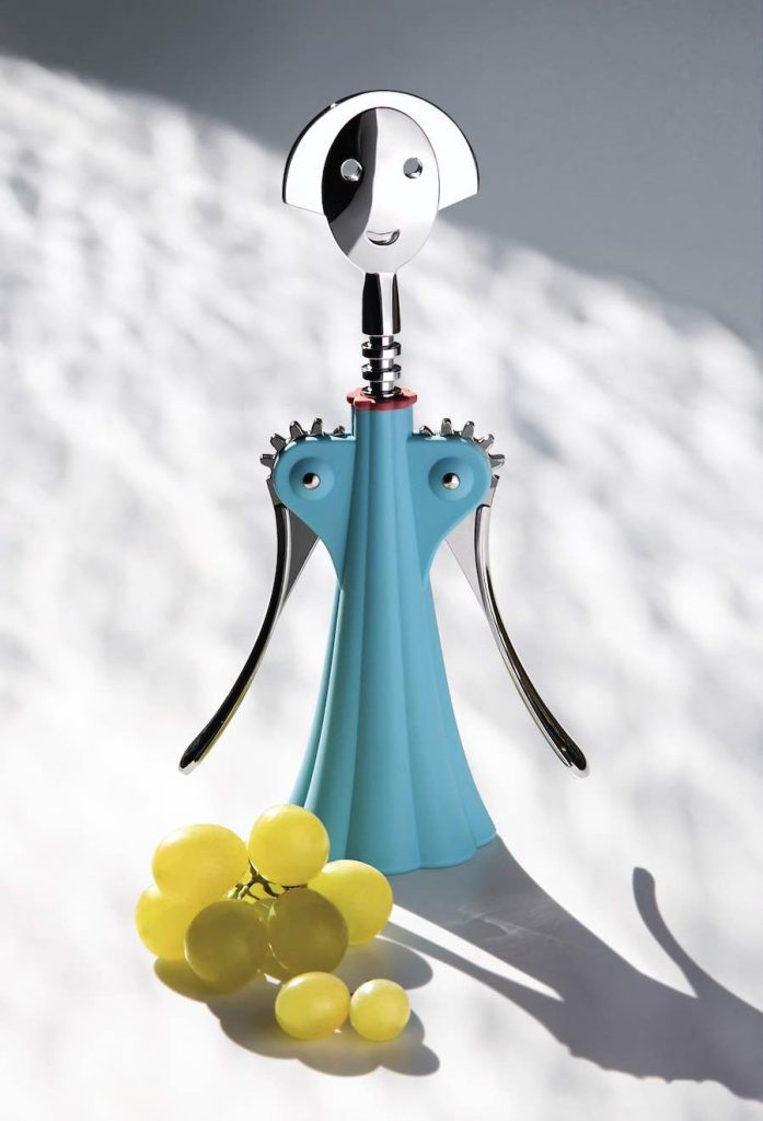 Anna G. screwdriver by Alessandro Mendini for Alessi - Courtesy of Alessi
