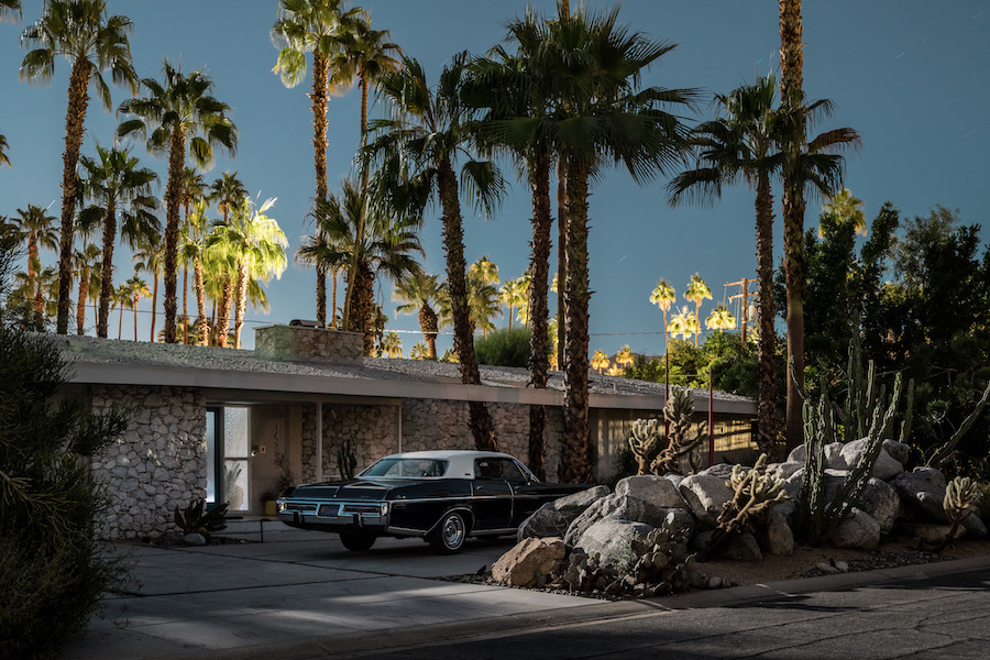Depwell Dodge, MIdnight Modern - photo essay by Tom Blachford.