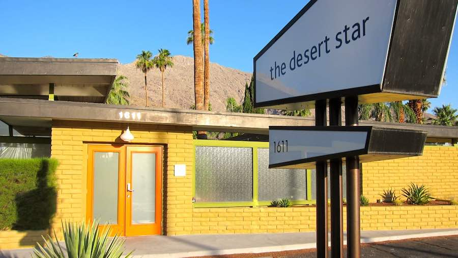 Desert Star - Courtesy of Modernism Week 2019.
