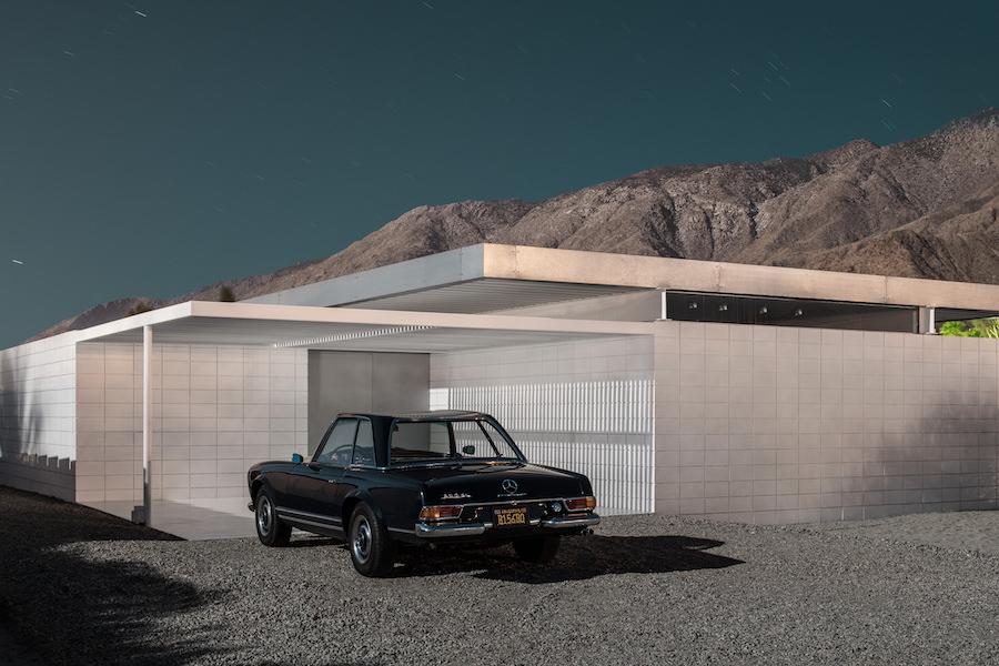 MIdnight Modern - photo by Tom Blachford.