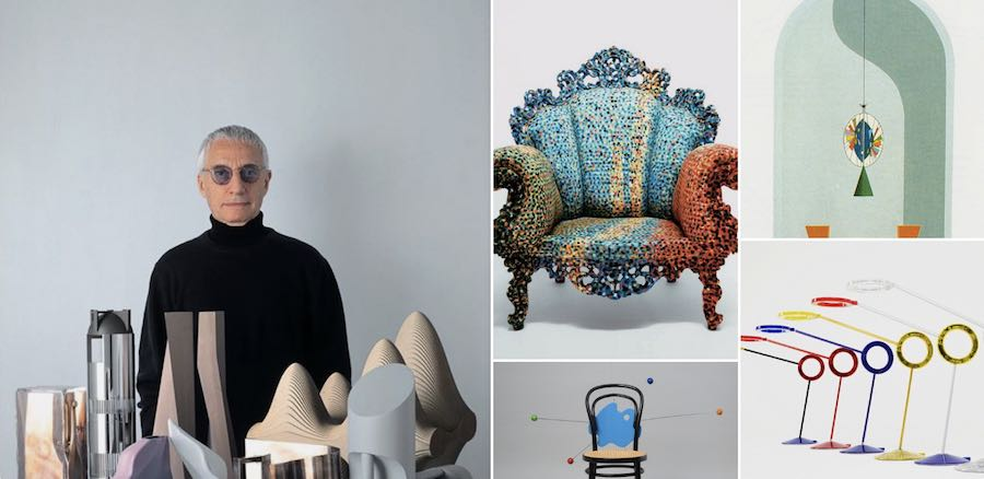 Discover more designs by Alessandro Mendini in our dedicated Pinterest board...