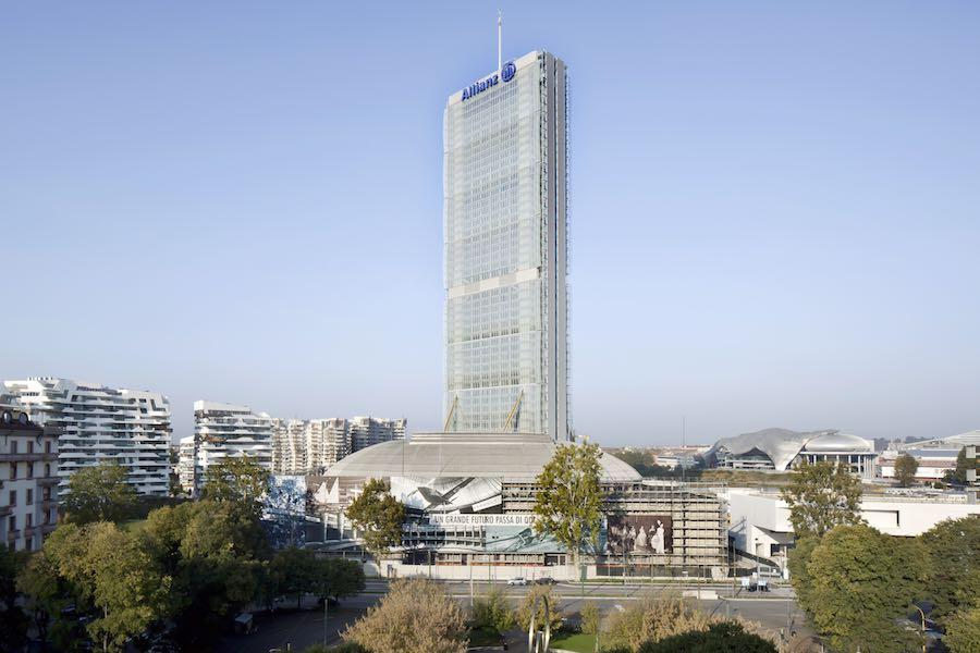 Arata Isozaki. Allianz Tower - Photo: courtesy of Alessandra Chemollo.