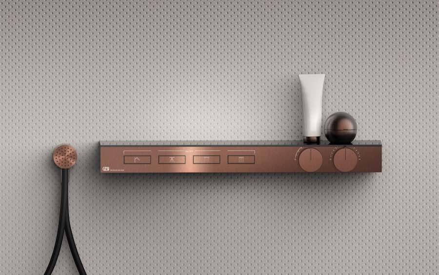 ISH 2019. Gessi Hi-Fi collection - Photo by Gessi