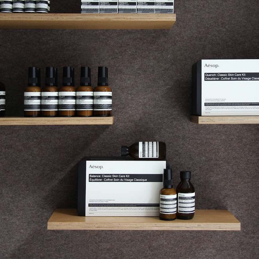 Photo via IG, follow @aesopskincare
