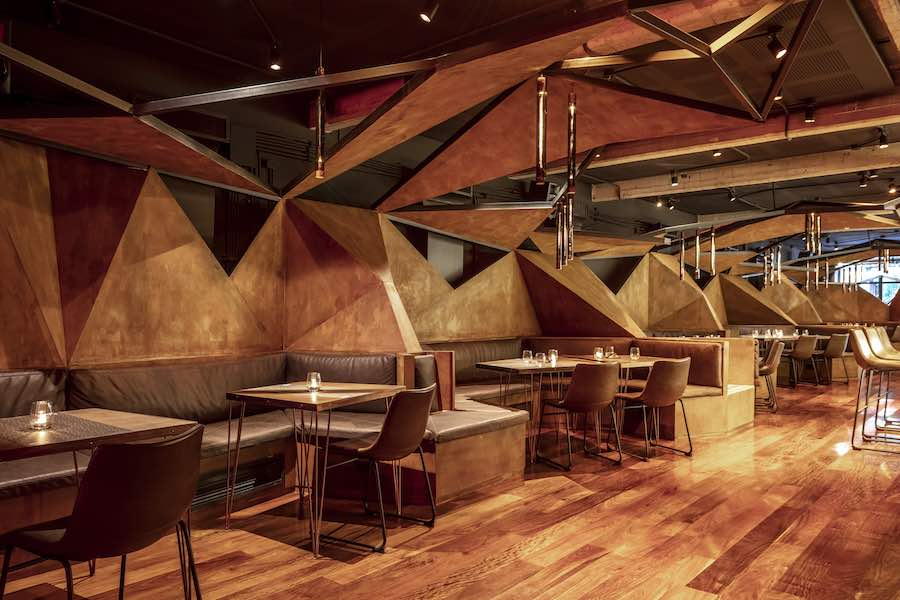 Mamba Bar by Hitzig Militello Arquitectos - Photo by Federico Kulekdjian - Courtesy of Hitzig Militello Arquitectos