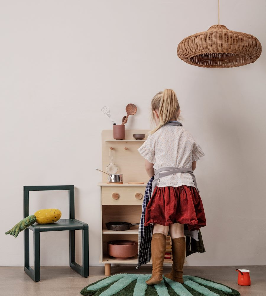 Toro Play Kitchen by Ferm Living - Photo by Ferm Living