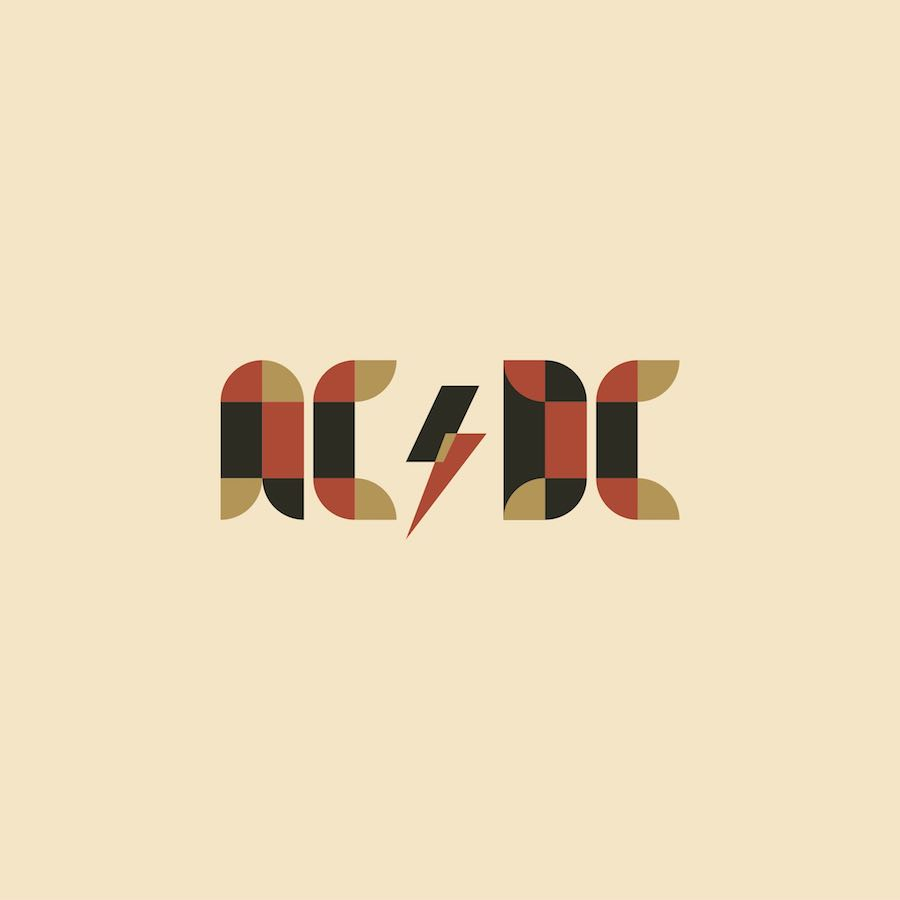 Bauhaus makeover - ACDC by ruizemanuel87.