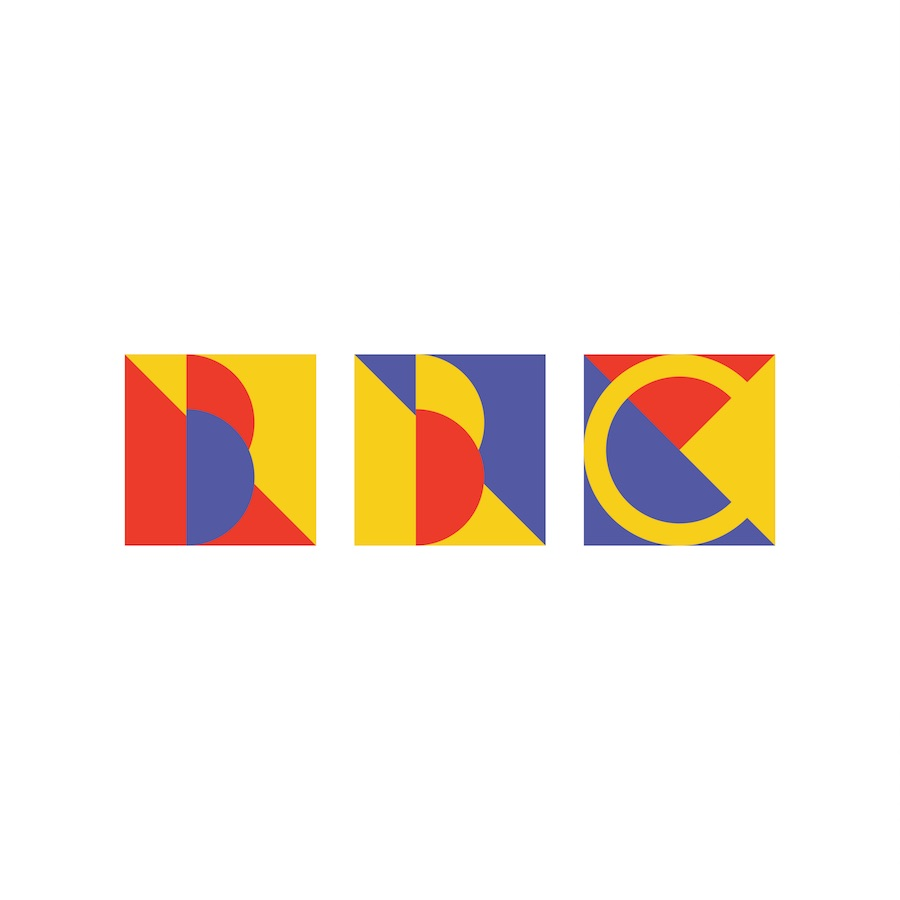 Bauhaus makeover - BBC Bauhaus logo by  PonomarevDmitry.