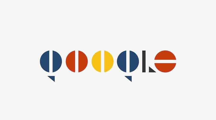 Bauhaus makeover - GOOGLE by artopelago