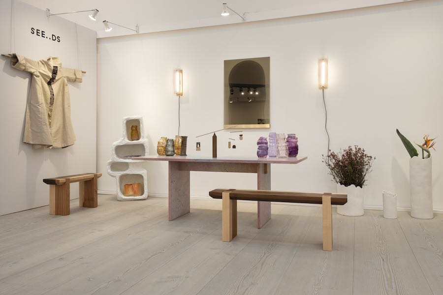 Collect 2019, SEEDS Gallery - Photo: courtesy of Collect.
