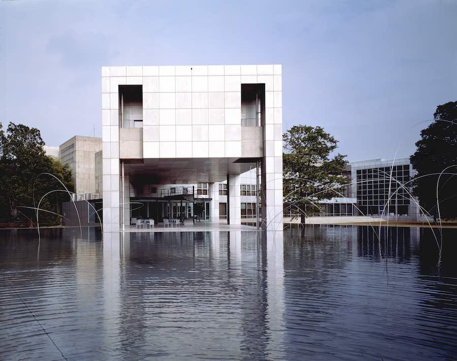 2019 Pritzker Prize. Arata Isozaki's MOMA Gunma - Photo: courtesy of Yasuhiro Ishimoto.