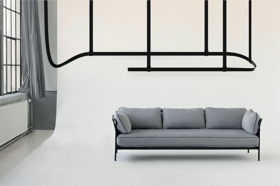 EUROLUCE 2019 - BELT by Ronan and Erwan Bouroullec for FLOS