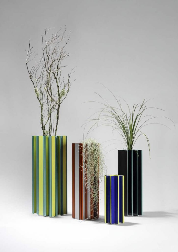PISCIS vases collection by Jorge Penades - Photo by Gera Mena
