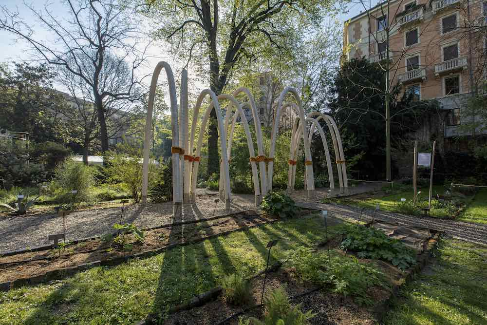 THE CIRCULAR GARDEN by CRA-Carlo Ratti Associati - Photo by Marco Beck Peccoz, courtesy of CRA