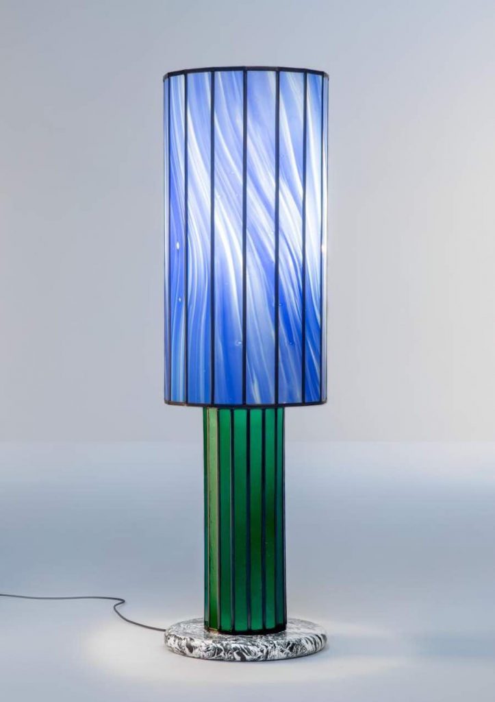 STAINED GLASS SERIES by Maarten de Ceulaer and Atelier Mestdagh © Laila Pozzo per Doppia Firma