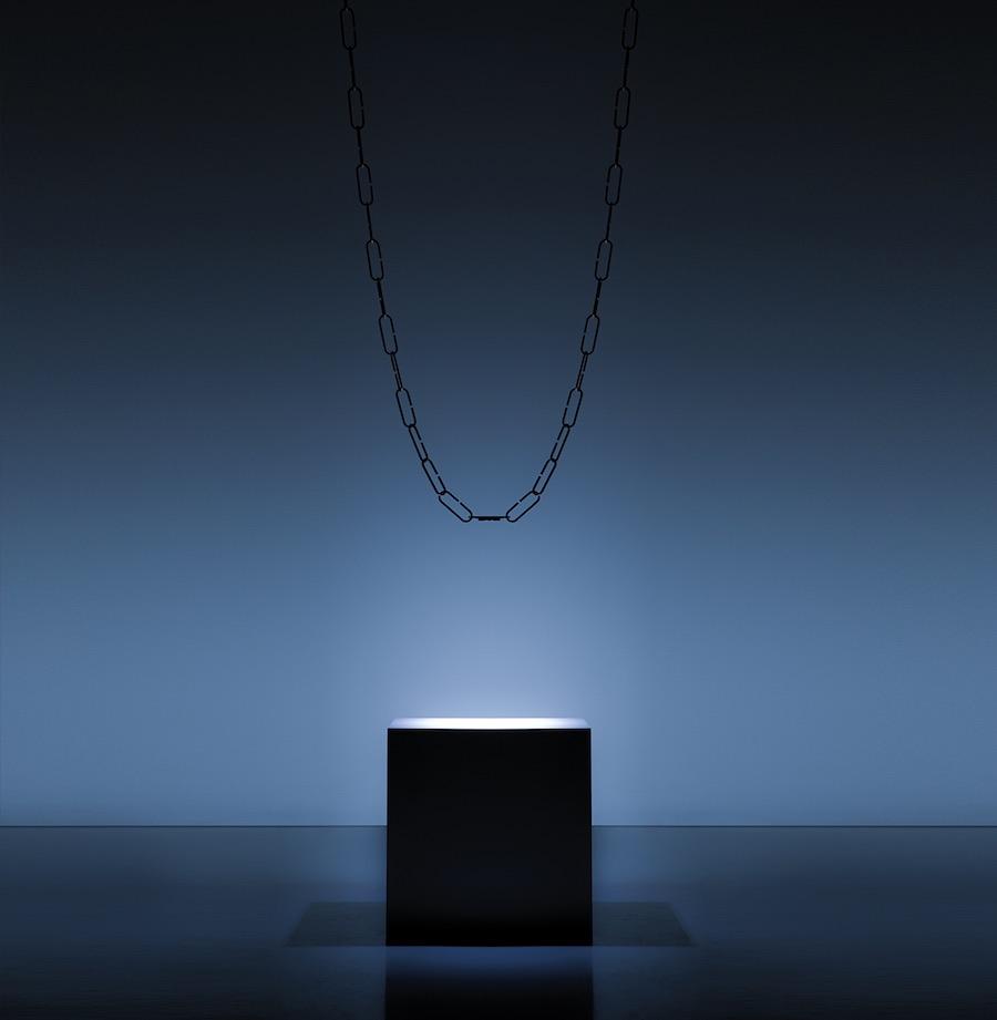 ChainDelier by Davide Groppi