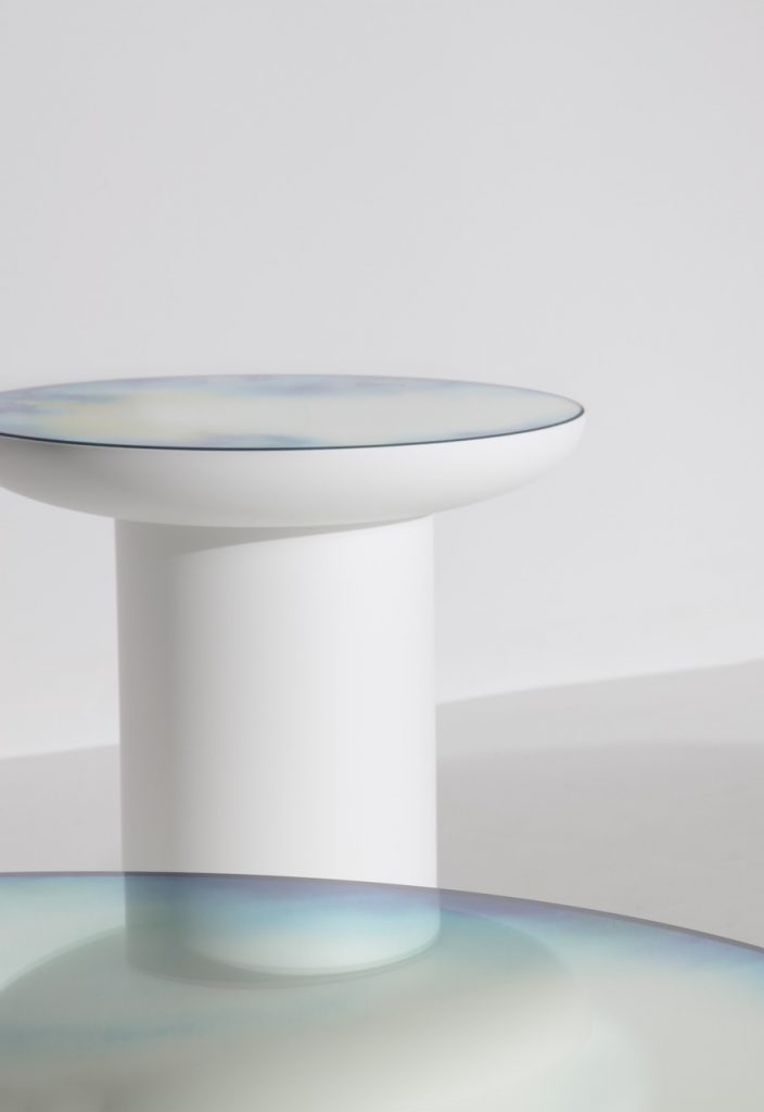 FRANCIS tables by Constance Guisset for Petit Friture - © Petit Friture