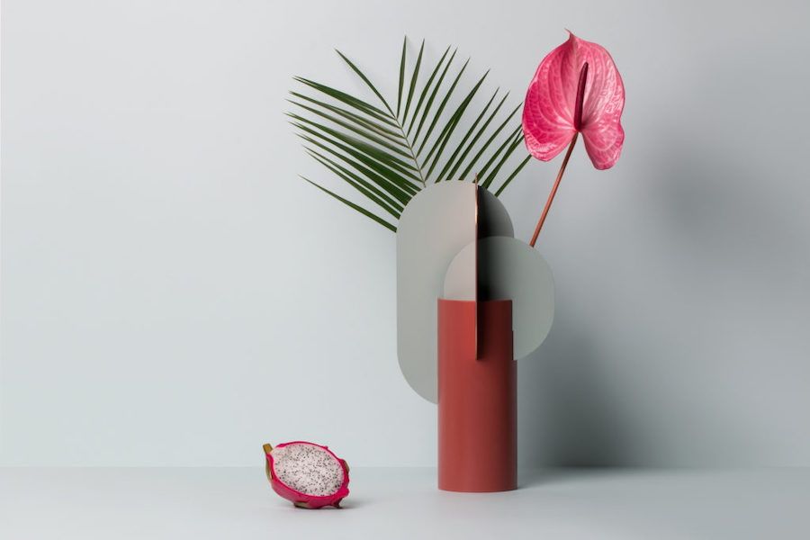 Suprematic vases collection by Noom - - Courtesy of Prostir86